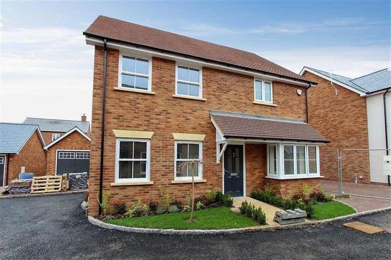 4 Bedrooms Detached House for sale in Brookfields, Stoke Hammond, Stoke Hammond