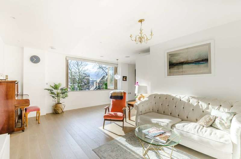 3 Bedrooms Flat for sale in Thurlow Park Road, West Dulwich, SE21
