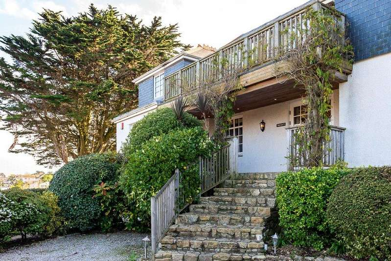 7 Bedrooms Detached House for sale in Boskerris Road, Carbis Bay, St. Ives, Cornwall