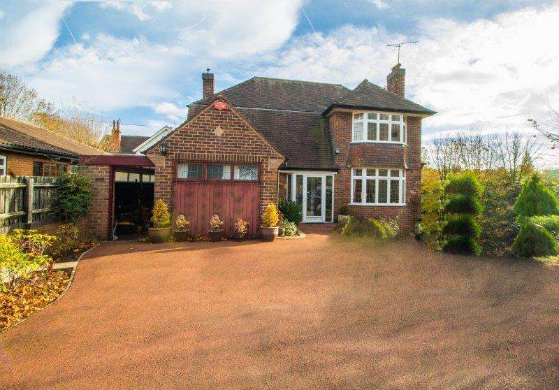 3 Bedrooms Detached House for sale in Mansfield Road, Mapperley Park, Nottingham, NG5 2EJ