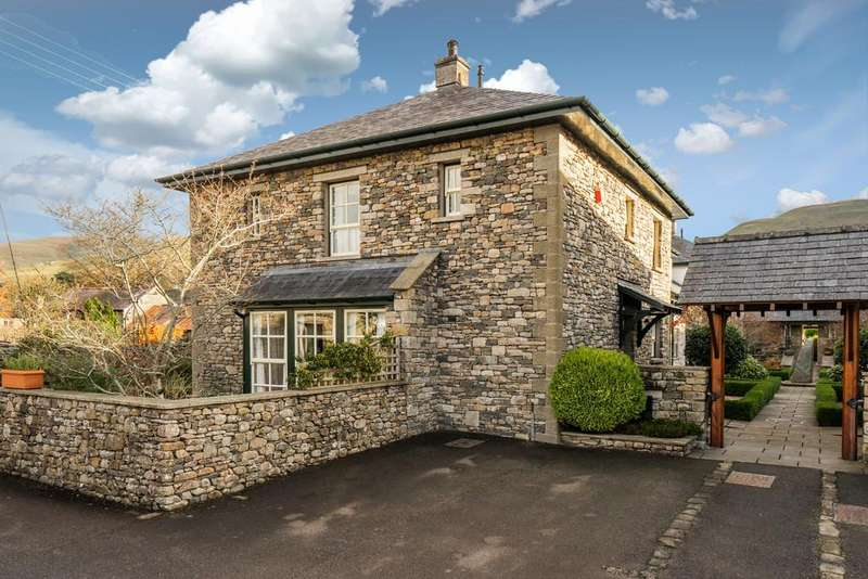 3 Bedrooms Semi Detached House for sale in 1 Yew Tree, Barbon, Carnforth