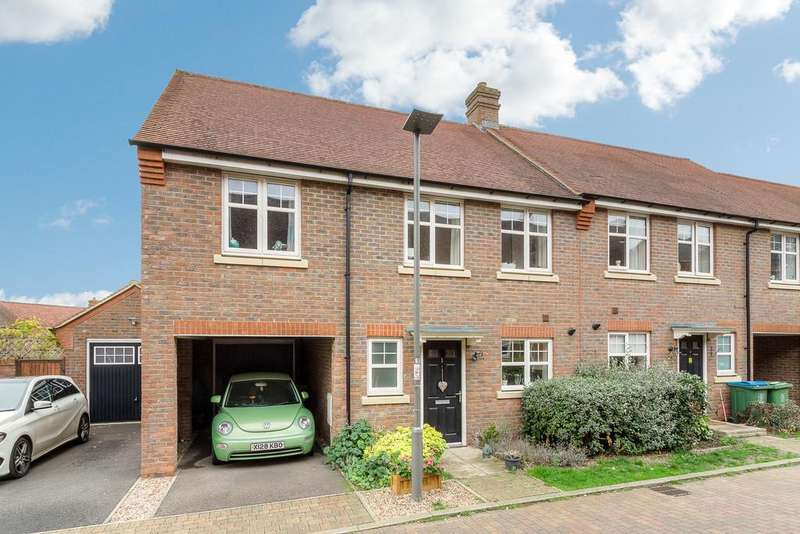 3 Bedrooms End Of Terrace House for sale in Walnut Tree Close, Winslow