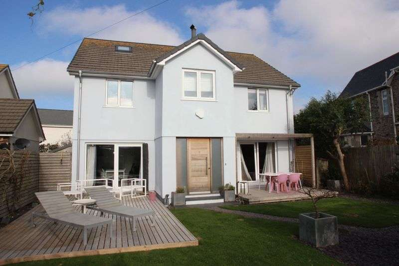 5 Bedrooms Property for sale in West Pentire Road Crantock, Newquay
