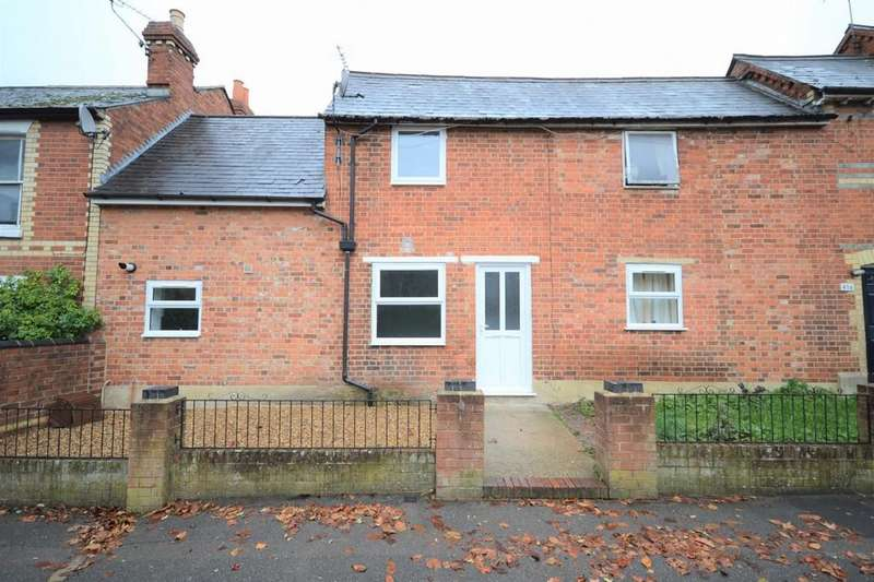 2 Bedrooms Terraced House for sale in Donnington Gardens, Reading