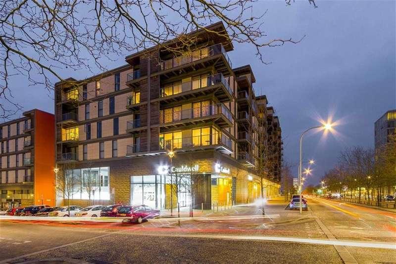 2 Bedrooms Apartment Flat for sale in 7 Merrivale Mews, Central Milton Keynes, Milton Keynes, Bucks