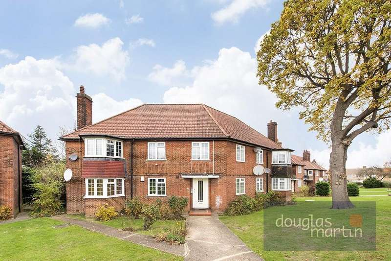 2 Bedrooms Flat for sale in Edgeworth Close, London NW4