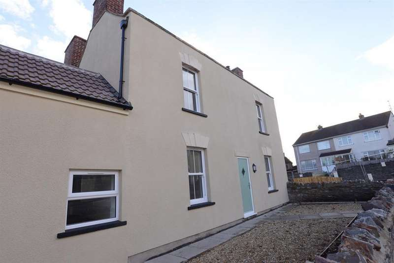 4 Bedrooms Detached House for sale in Tower Road South, Bristol, BS30 8BW