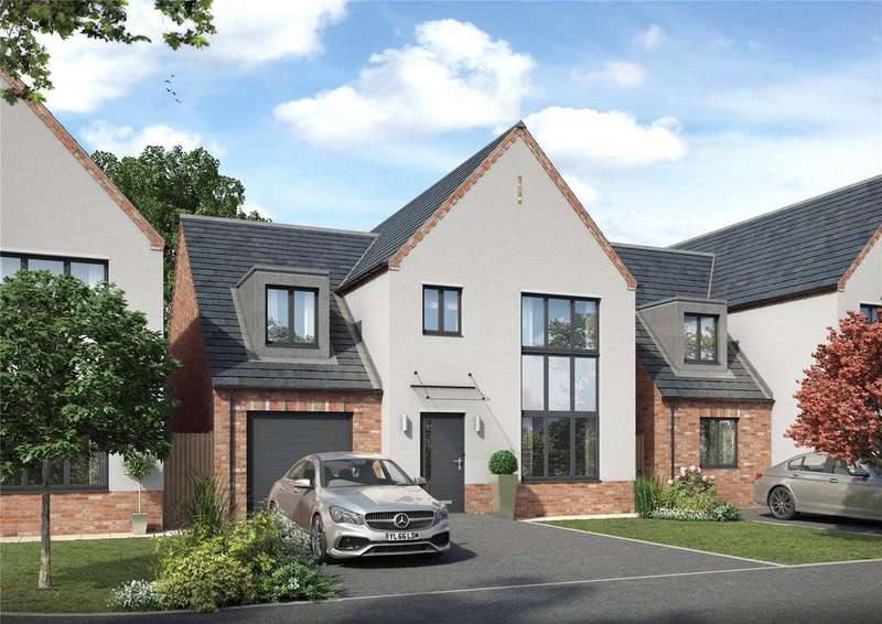4 Bedrooms Detached House for sale in Parman Court, Lincoln Road, LN1