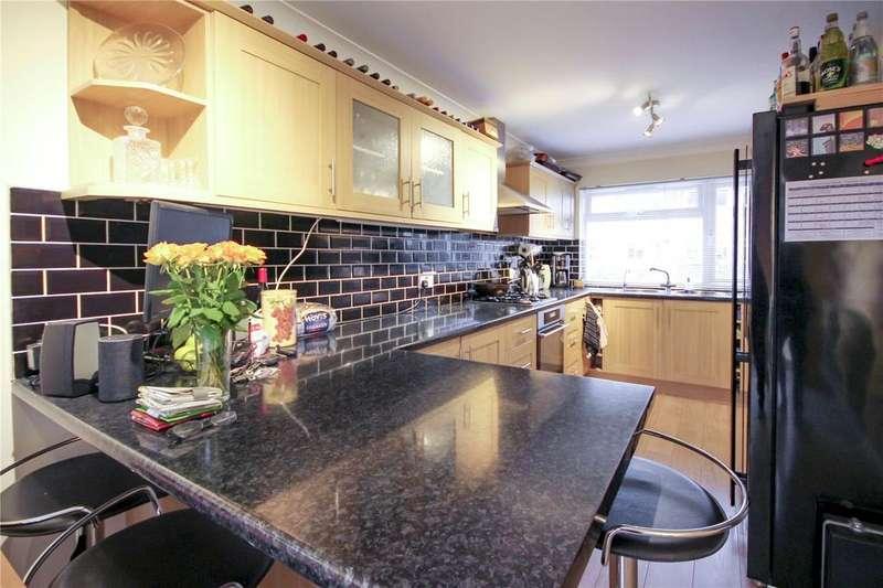 2 Bedrooms Terraced House for sale in Vandyke, Bracknell, Berkshire, RG12