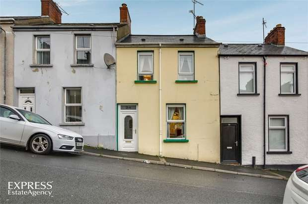 3 Bedrooms Terraced House for sale in Tyrconnell Street, Londonderry