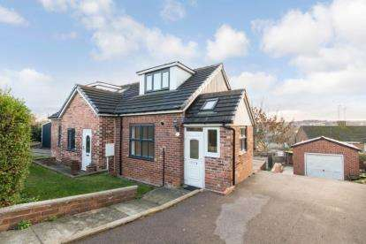 5 Bedrooms Bungalow for sale in Newbridge Lane, Old Whittington, Chesterfield, Derbyshire