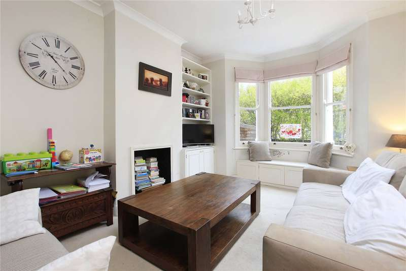 5 Bedrooms Terraced House for sale in Beechcroft Road, Wandsworth Common, London, SW17