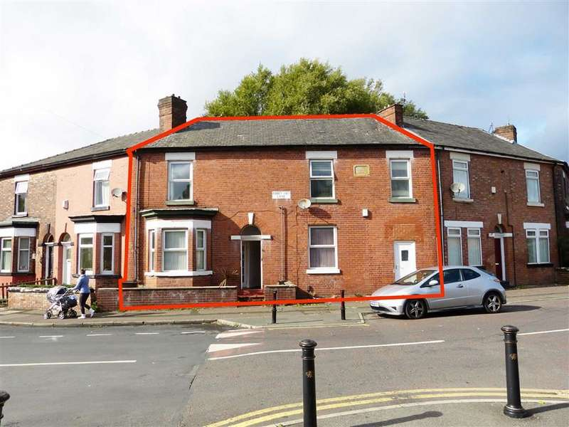 4 Bedrooms Terraced House for sale in Abbey Hey Lane, Abbey Hey, Manchester