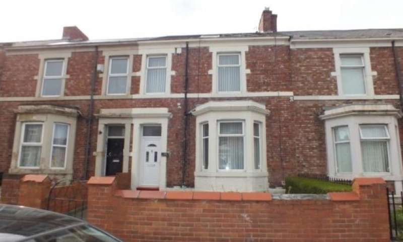 6 Bedrooms Town House for sale in 33 Brighton Grove, Fenham, Newcastle, Tyne And Wear