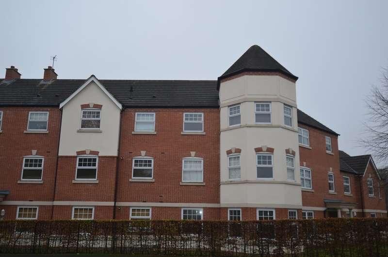 2 Bedrooms Apartment Flat for sale in Brandwood Crescent, Kings Norton , Birmingham, B30