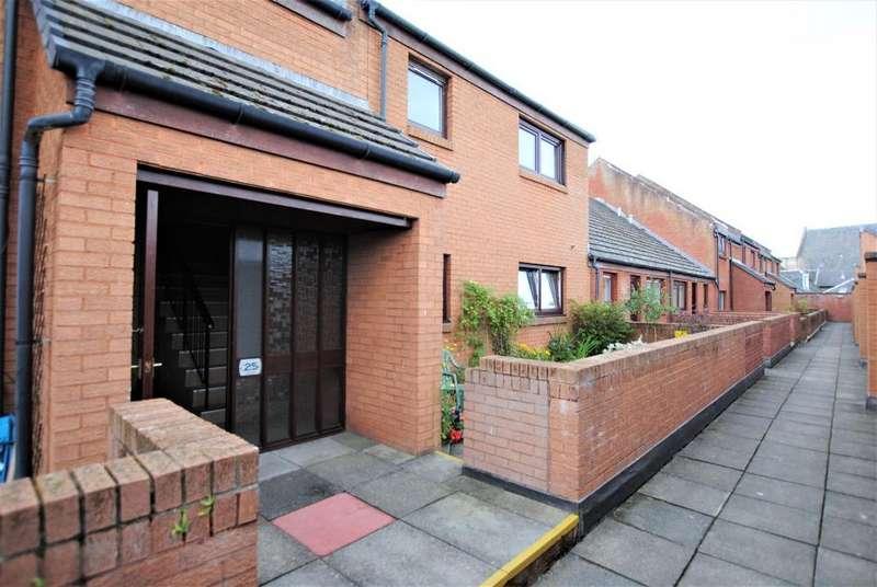 2 Bedrooms Flat for sale in Main Street, Ayr, South Ayrshire, KA8 8BU