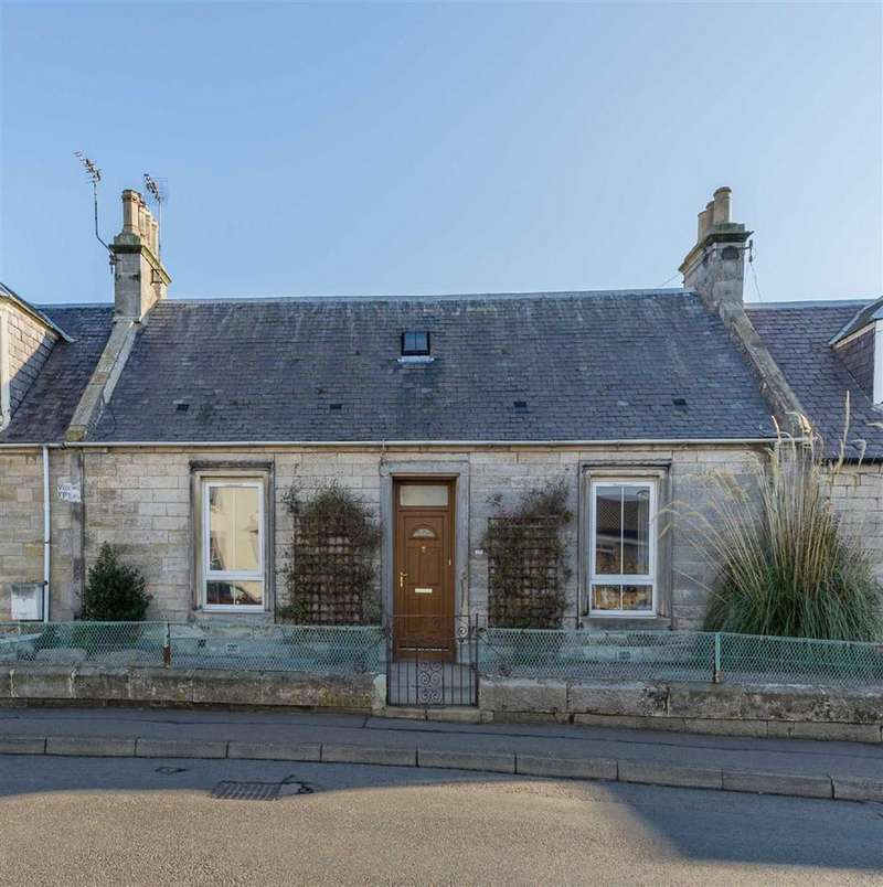 3 Bedrooms Terraced House for sale in Charles Street, Pittenweem