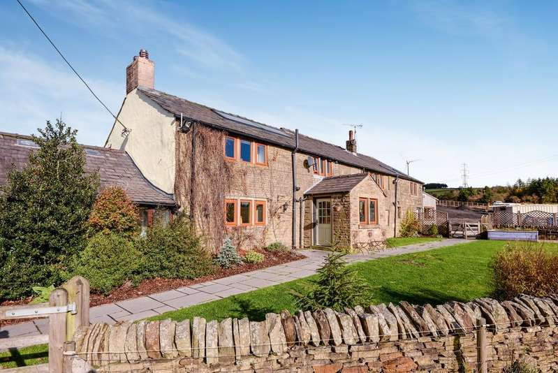 5 Bedrooms Equestrian Facility Character Property for sale in Saddleworth LANCASHIRE