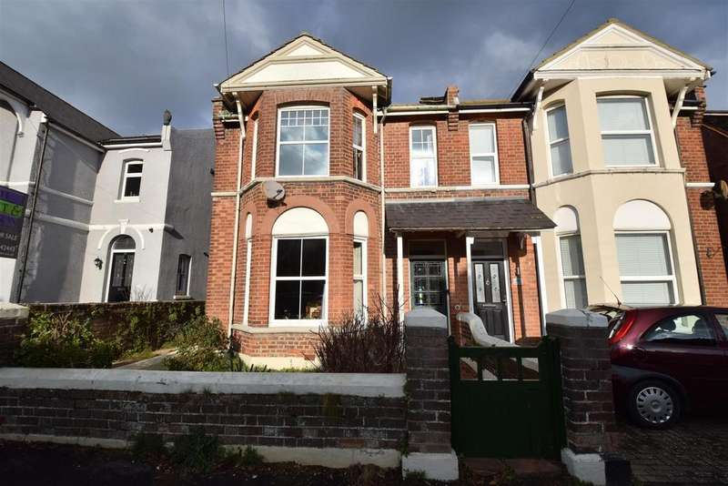 4 Bedrooms Semi Detached House for sale in Vale Road, St. Leonards-On-Sea