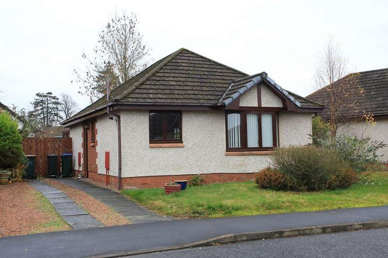 2 Bedrooms Detached Bungalow for sale in 65 Tay Avenue, Comrie PH6 2PF