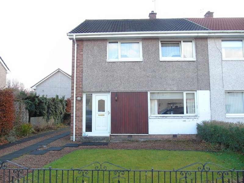 3 Bedrooms Semi Detached House for sale in Carrick Drive, Drumpellier, Coatbridge, North Lanarkshire
