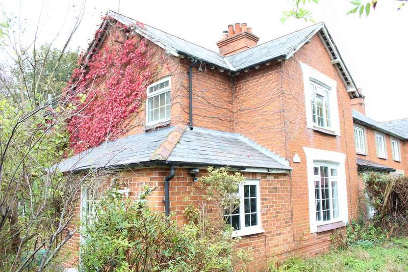 3 Bedrooms Semi Detached House for sale in The Cliffs, Church Street, Kintbury RG17
