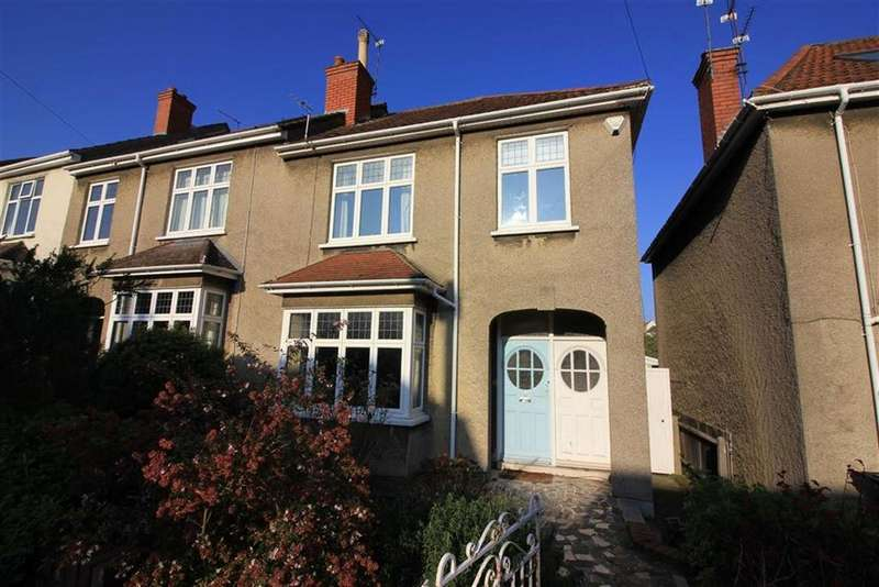 3 Bedrooms End Of Terrace House for sale in Branksome Road, Redland, Bristol