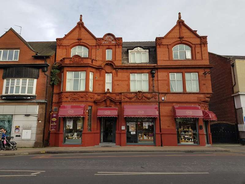1 Bedroom Town House for sale in Stockport Road, Manchester, M19