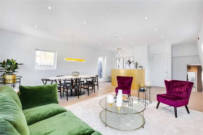 3 Bedrooms Apartment Flat for sale in Courtfield Road, London, SW7