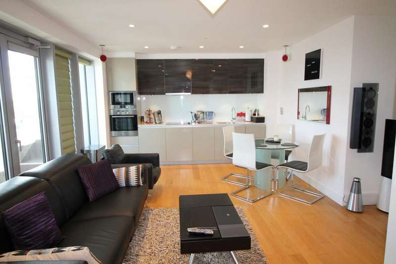 2 Bedrooms Flat for sale in 30 Barking Road, Canning Town, E16