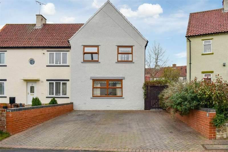 3 Bedrooms Semi Detached House for sale in 53 Marwood Drive, Barnard Castle, Durham