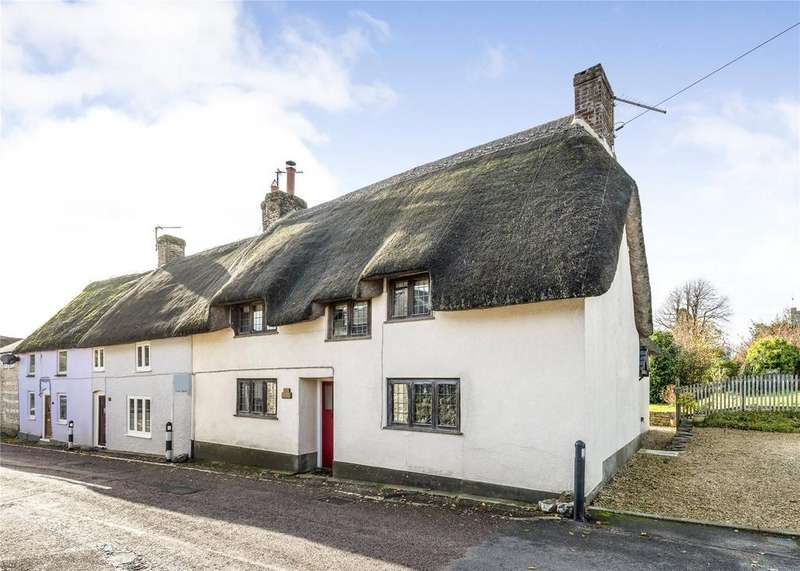 4 Bedrooms End Of Terrace House for sale in Maiden Newton, Dorset