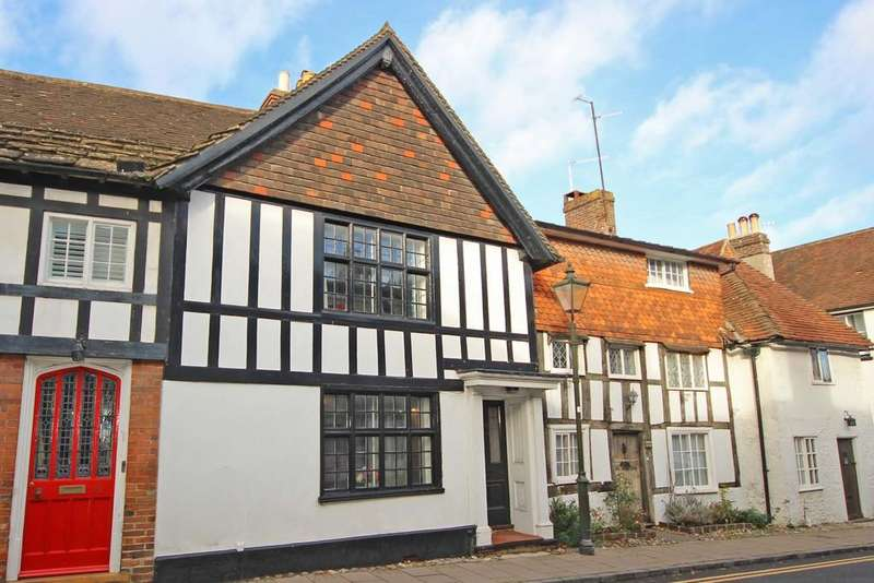2 Bedrooms Cottage House for sale in Steyning