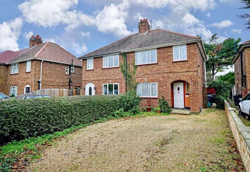 3 Bedrooms Semi Detached House for sale in St. Neots Road, Sandy