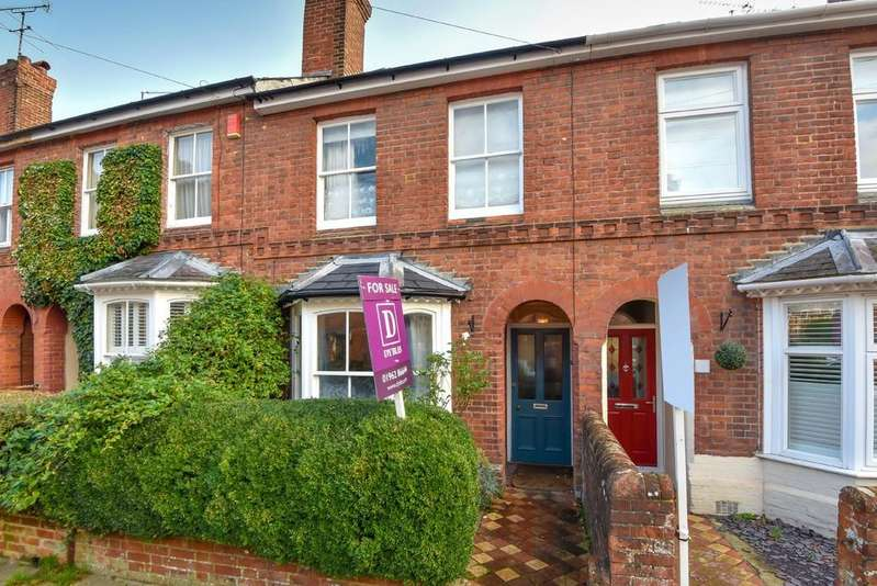 3 Bedrooms Terraced House for sale in Middle Brook Street, City Centre, Winchester
