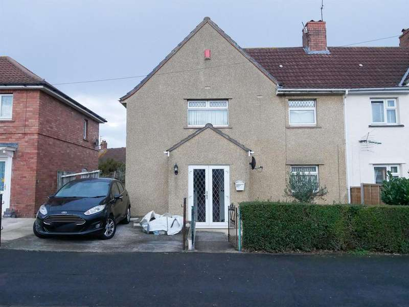 3 Bedrooms Semi Detached House for sale in Lisburn Road, Knowle, Bristol, BS4 1NQ