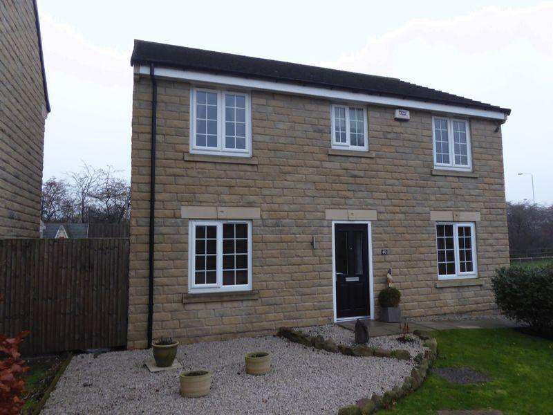 4 Bedrooms Detached House for sale in Noble Road, Wakefield, WF1