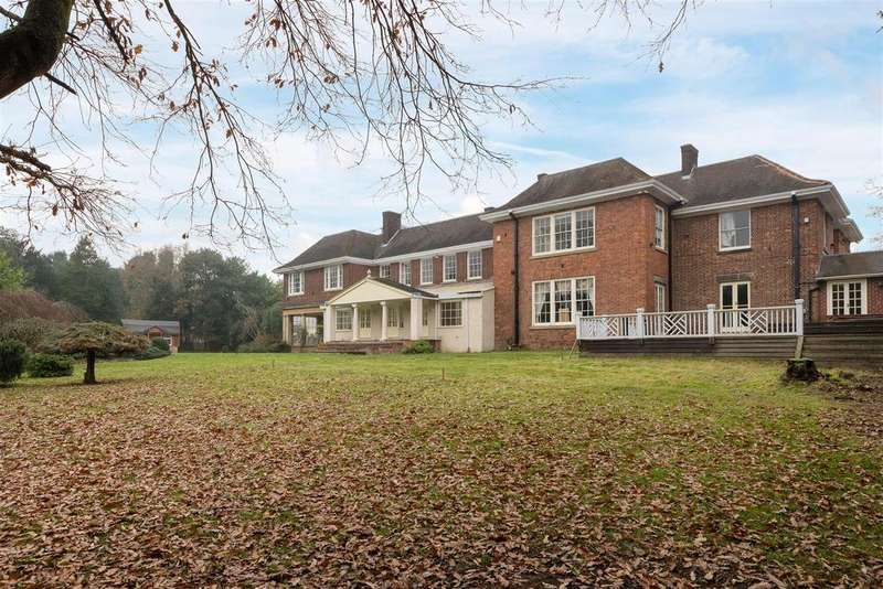 3 Bedrooms Country House Character Property for sale in Boothorpe Hall, Boothorpe