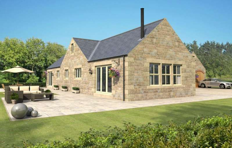 5 Bedrooms Detached House for sale in Foxglove Cottage Cavil Head Farm, Near Warkworth, Northumberland NE65