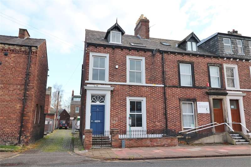 End Of Terrace House for sale in CA1 1PB Brunswick Street, Carlisle, Cumbria