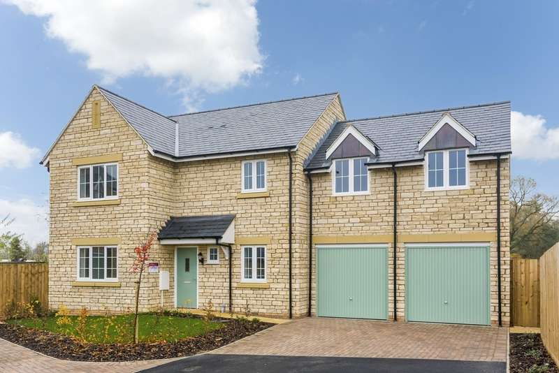 4 Bedrooms Detached House for sale in Plot 4 Compton Chase, Long Compton