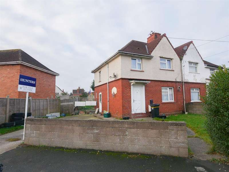 3 Bedrooms Semi Detached House for sale in Kenmare Road, Knowle, Bristol, BS4 1PH