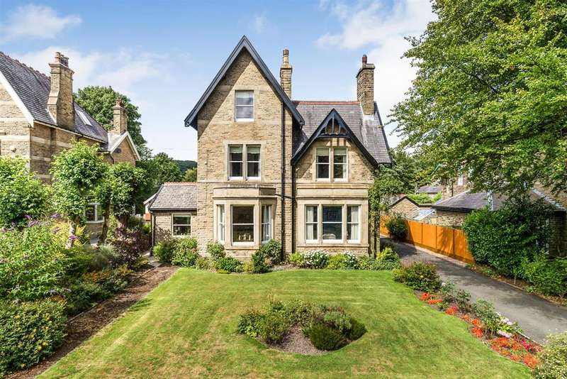 6 Bedrooms Detached House for sale in Macclesfield Road, Buxton