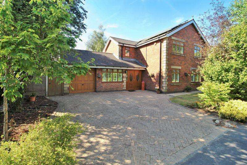 4 Bedrooms Detached House for sale in Cousins Lane, Rufford, Ormskirk