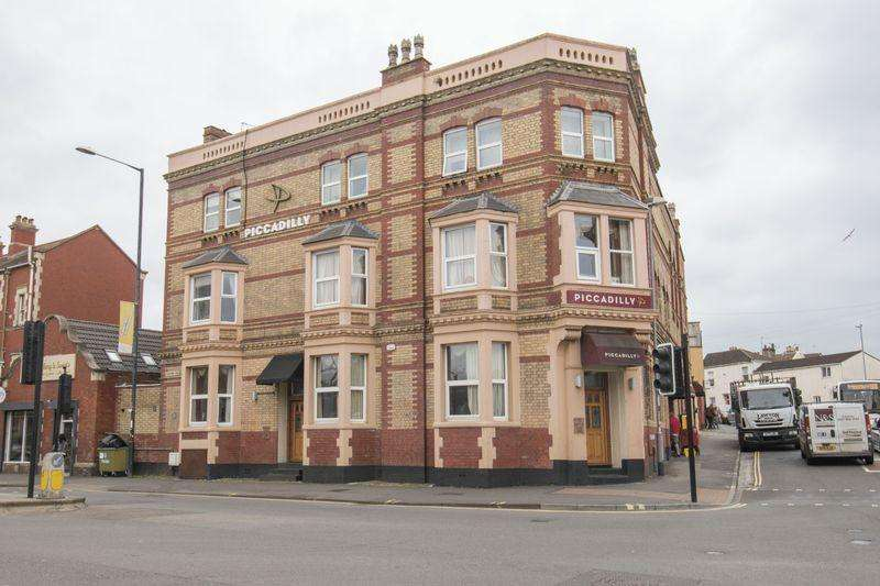 1 Bedroom Apartment Flat for sale in Robertson Road, Bristol