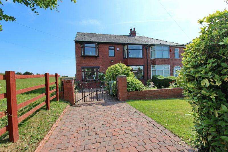 4 Bedrooms Semi Detached House for sale in 'Cartref' Ringley Road West, Radcliffe, Manchester
