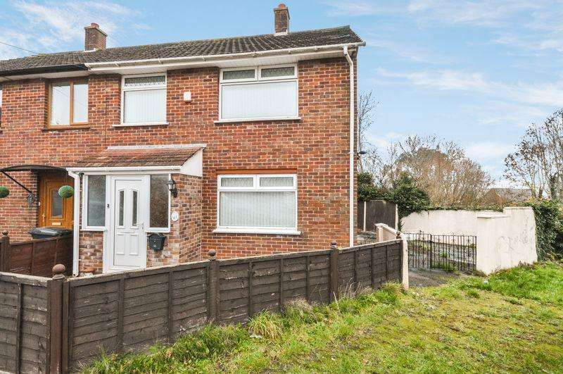 3 Bedrooms Semi Detached House for sale in Coldpark Gardens, Bristol