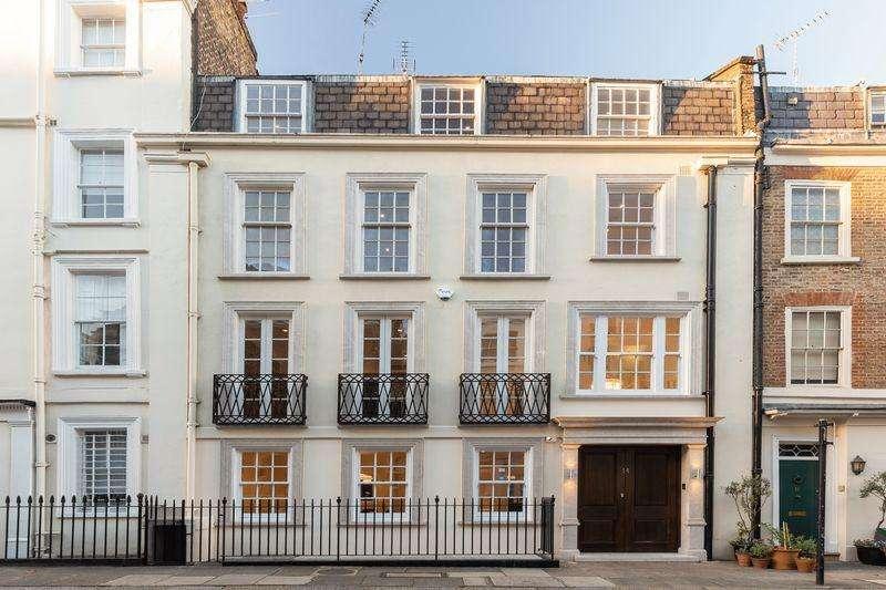 4 Bedrooms Terraced House for sale in Culross Street, London