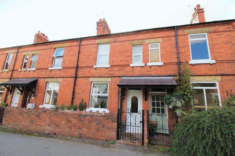 2 Bedrooms Terraced House for sale in Y Ddol, Bersham, Wrexham
