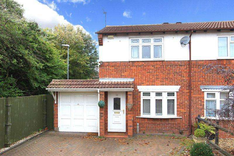 2 Bedrooms Semi Detached House for sale in PENDEFORD, Tyning Close